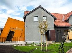 На месте дома Яна Палаха открылся музей.  Мемориал Яна Палаха. Фото пресс-службы Национального музея.  11 октября 2019