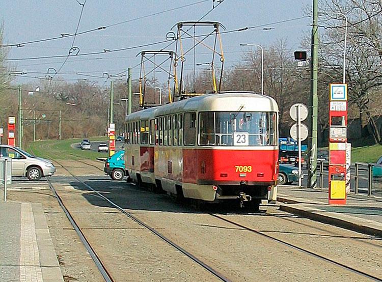 В Праге построят четыре новых трамвайных линии. В Праге в ближайшие годы появится множество новых трамвайных маршрутов. Фото Jiricek72 from Pixabay   23 октября 2019