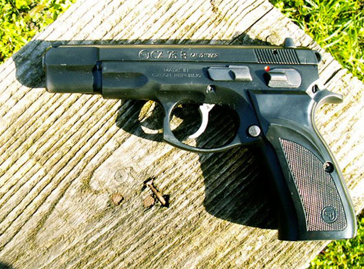 Самооборону с помощью оружия могут официально включить в список базовых прав. Пистолет «Чизет-75»  31 октября 2019 года