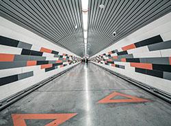 Сенаторы разрешили пражскому метро ездить без машинистов.  Пражское метро.  1 ноября 2019